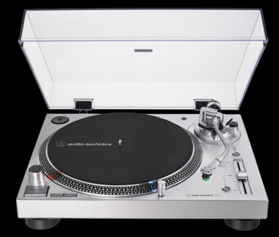 Pachet PROMO Audio-Technica AT-LP120X + Audioengine A5+