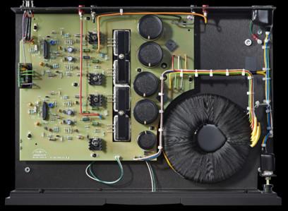 Amplificator Naim NAP 200 DR
