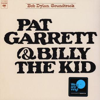 VINIL Universal Records Bob Dylan - Pat Garrett & Billy The Kid - Original Soundtrack Recording