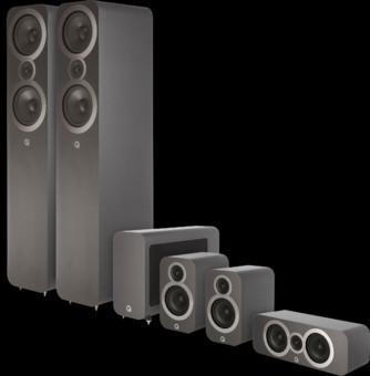 Pachet PROMO Q Acoustics 3050i pachet 5.1