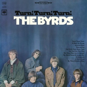 VINIL Universal Records Byrds: Turn Turn Turn