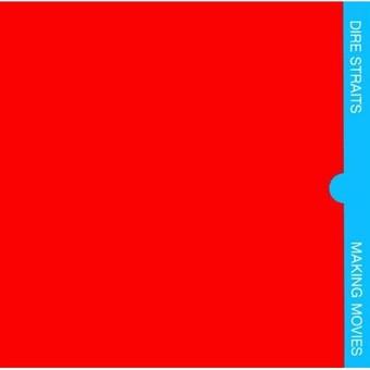 VINIL Universal Records Dire Straits - Making Movies