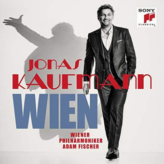 VINIL Universal Records Jonas Kaufmann - Wien