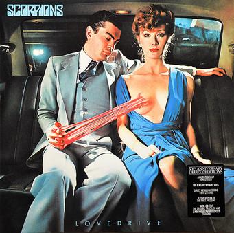 VINIL Universal Records Scorpions - Lovedrive (50th Anniversary Deluxe Edition)