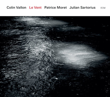 CD ECM Records Colin Vallon Trio: Le Vent