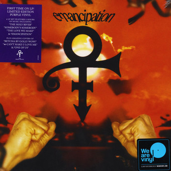 VINIL Universal Records Prince - Emancipation