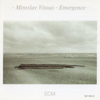 CD ECM Records Miroslav Vitous: Emergence