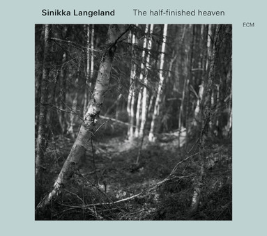 CD ECM Records Sinikka Langeland: The Half Finished Heaven