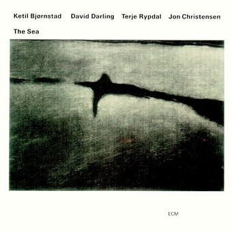 CD ECM Records Ketil Bjornstad, Terje Rypdal: The Sea
