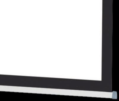 Ecran proiectie Projecta SlimScreen 16:9, panza MatteWhite