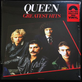 VINIL Universal Records Queen - Greatest Hits