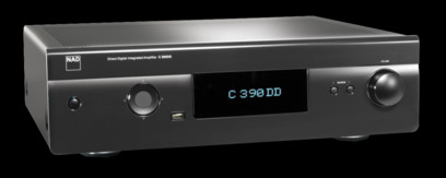 Amplificator NAD C 390DD Direct Digital Powered DAC Amplifier