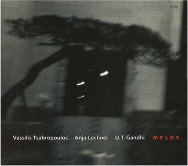 CD ECM Records Vassiis Tsabropoulos, Anja Lechner, Gandhi: Melos