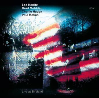 CD ECM Records Konitz/Mehldau/Haden/Motian: Live At Birdland