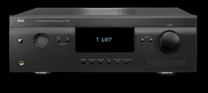 NAD T 187 Surround Sound Preamp Processor