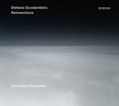 CD ECM Records Stefano Scodanibbio: Reinventions