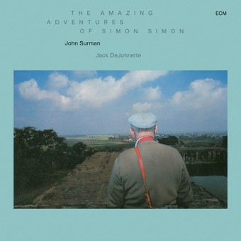 CD ECM Records John Surman: The Amazing Adventures Of Simon Simon