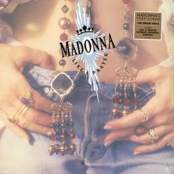 VINIL Universal Records Madonna - Like A Prayer