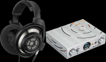 Pachet PROMO Sennheiser HD 800 S + iFi Audio Pro iDSD
