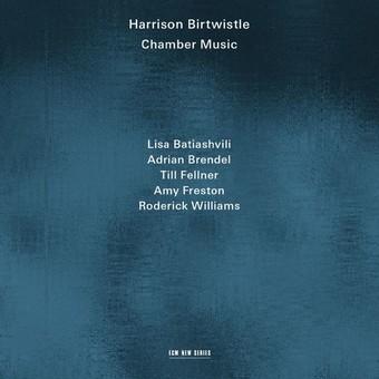 CD ECM Records Harrison Birtwistle: Chamber Music