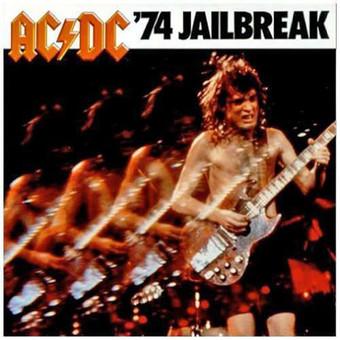 VINIL Universal Records AC/DC - '74 Jailbreak