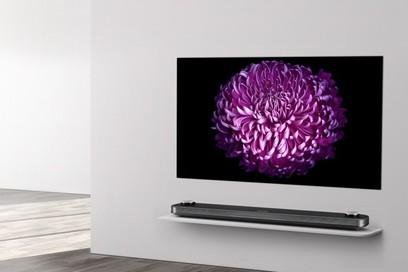 TV LG 65W7V, OLED Signature, HDR, Dolby Vision, 164cm