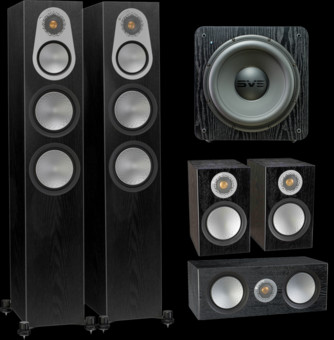 Pachet PROMO Monitor Audio Silver 300 pachet 5.1