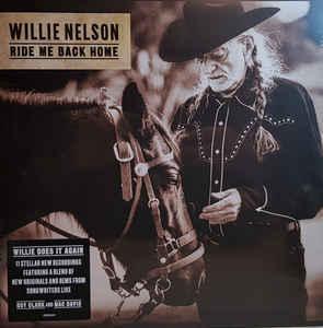 VINIL Universal Records Willie Nelson - Ride Me Back Home