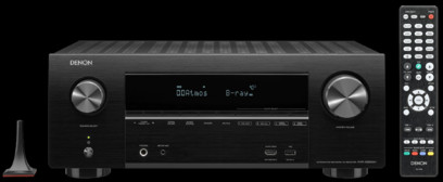 Pachet PROMO Monitor Audio Bronze 5 pachet 5.0 + Denon AVR-X2600H