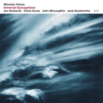 CD ECM Records Miroslav Vitous: Universal Syncopations