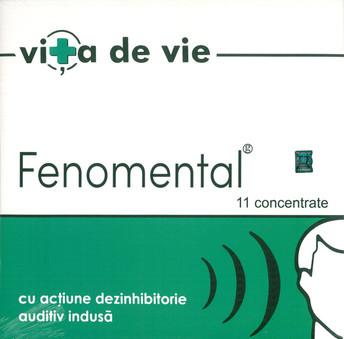 VINIL Universal Records Vita De Vie - Fenomental std