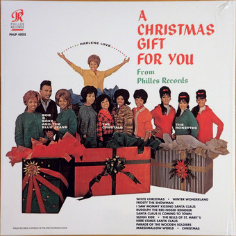 VINIL Universal Records Various Artists ‎- A Christmas Gift For You From Philles Records