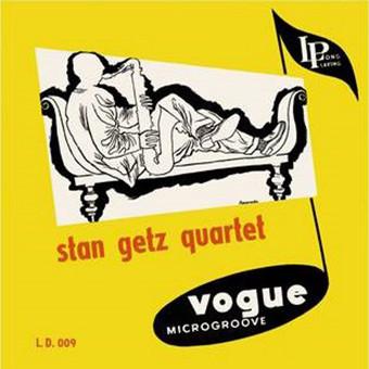 VINIL Universal Records Stan Getz Quartet (Vogue Jazz Club Collection)