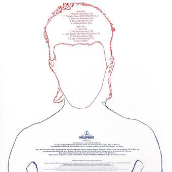 VINIL Universal Records David Bowie - Aladdin Sane (180g Audiophile Pressing)