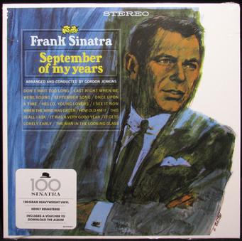 VINIL Universal Records Frank Sinatra - September Of My Years