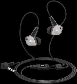 Casti Hi-Fi Sennheiser IE 80