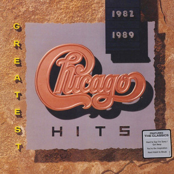 VINIL Universal Records Chicago - Greatest Hits 1982-1989