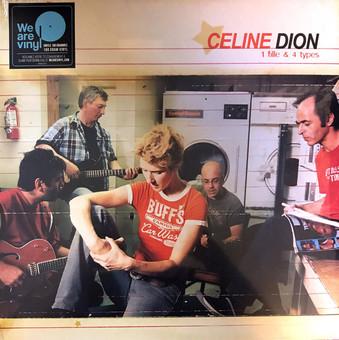 VINIL Universal Records Celine Dion - 1 Fille & 4 Tips