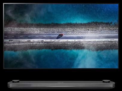 TV LG 77W9 Signature OLED