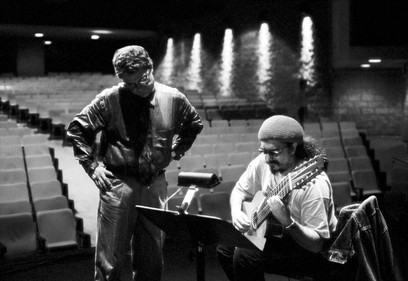 CD ECM Records Charlie Haden, Egberto Gismonti: In Montreal