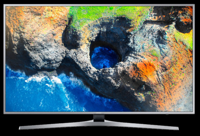 TV Samsung UE-65MU6402, Argintiu, Quad-Core, HDR, 163 cm