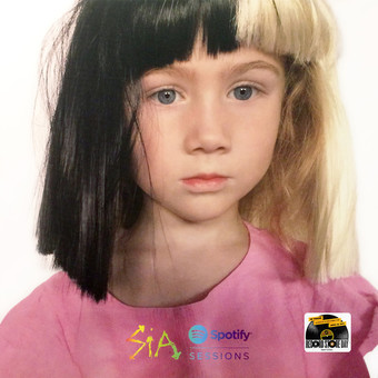 VINIL Universal Records Sia - Spotify Sessions