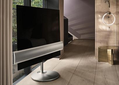 Televizor Bang&Olufsen - BeoVision Eclipse 55 + SoundCenter, 4K, 140cm,  OLED, Dolby Vision