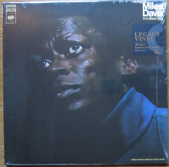 VINIL Universal Records Miles Davis - In A Silent Way