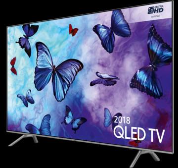TV Samsung 82Q6F, QLED, UHD, HDR, 208cm