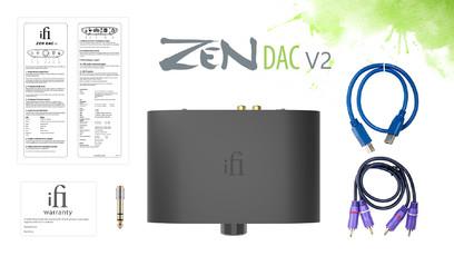 DAC iFi Audio ZEN DAC V2