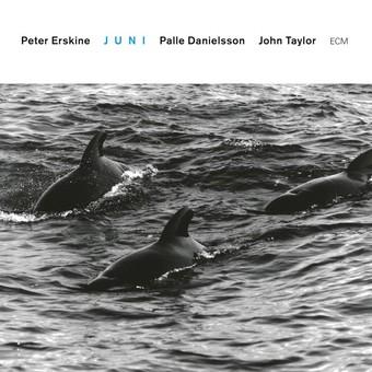 CD ECM Records Peter Erskine Trio: Juni