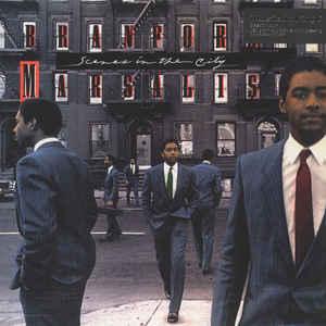 VINIL Universal Records Branford Marsalis - Scenes In The City