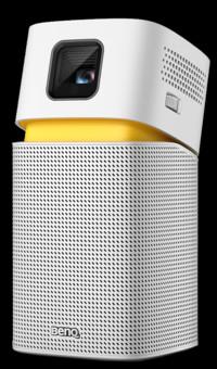 Videoproiector BenQ GV1 WiFi LED  & Speaker ultra portabil cu baterie