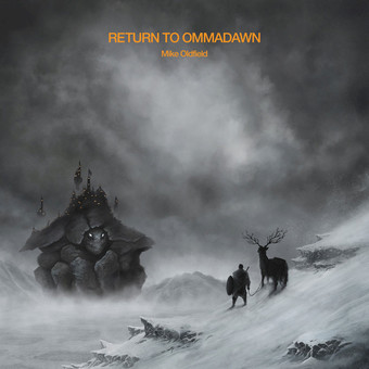 VINIL Universal Records Mike Oldfield - Return To Ommadawn